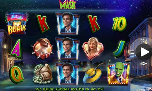 The Mask free slot