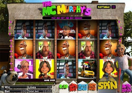 The McMurphys free slot