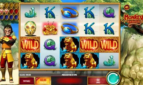 The Monkey Prince free slot