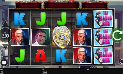 The Naked Gun free slot