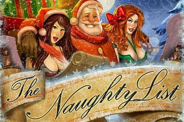 The Naughty List slot Real Time Gaming