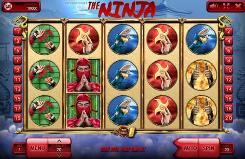 The Ninja free slot
