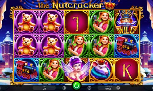 The Nutcracker free slot