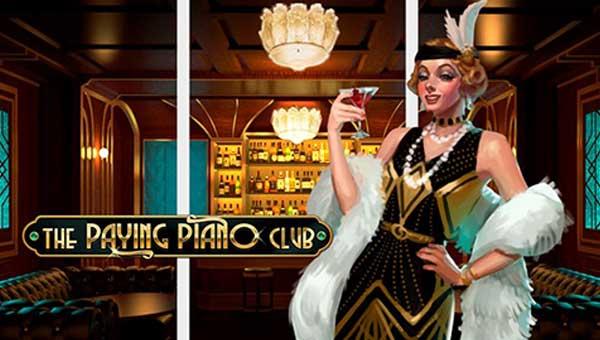 The Paying Piano Club upcoming slot