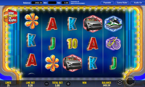 The Price is Right free slot