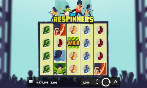 The Respinners casino slot