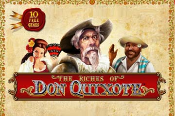 The Riches of Don Quixote casino slot