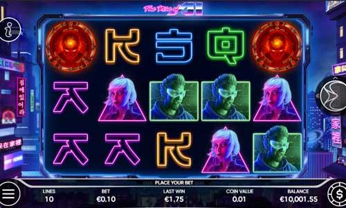 The Rise of AI free slot