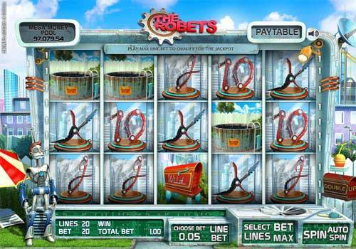 The Robets free slot