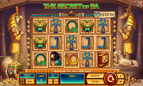 The Secret of Ba casino slot