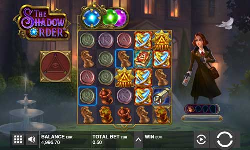 The Shadow Order free slot