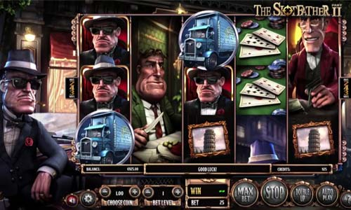 The Slotfather II free us slot