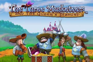 The Three Musketeers casino slot