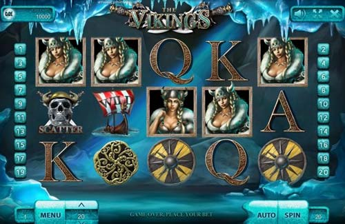 The Vikings casino slot