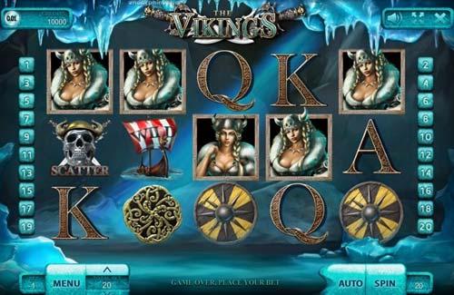 The Vikings free slot