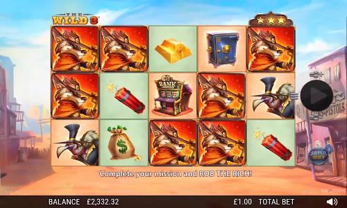 The Wild 3 free slot