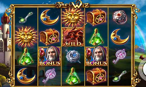 The Wiz free slot