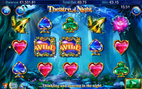 Theatre Of Night free slot