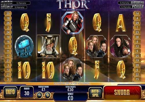Thor free slot