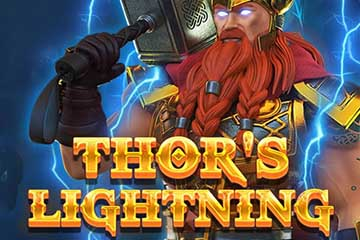 Thors Lightning free slot