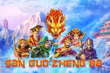 Three Kingdom Wars slot Real Time Gaming