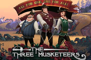 Three Musketers slot Quickspin