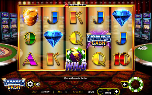 Thunder Cash casino slot