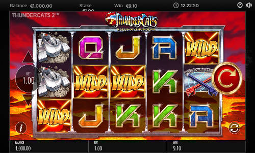 Thundercats Reels of Thundera free slot