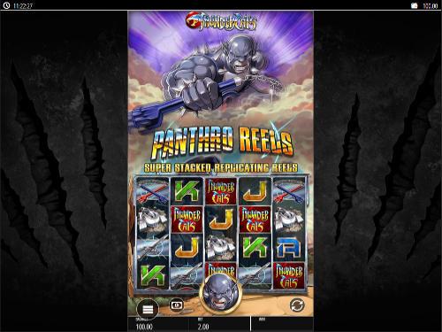 ThunderCats casino slot