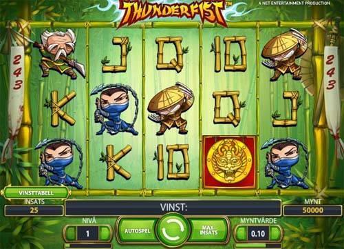 Thunderfist free slot