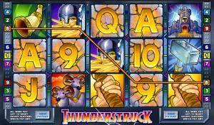 Thunderstruck free slot
