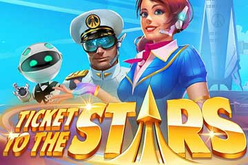 Ticket to the Stars casino slot