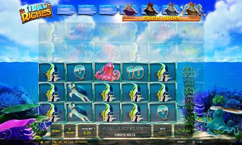 Tidal Richesexpanding reels slot
