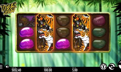 Tiger Rushwin both ways slot