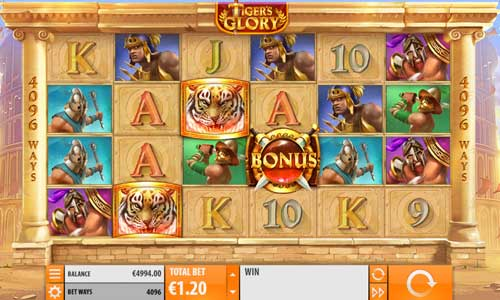 Tigers Glory free slot