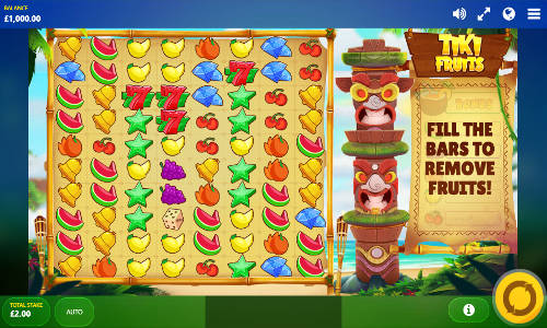 Tiki Fruits free slot