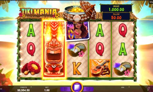 Tiki Mania free slot