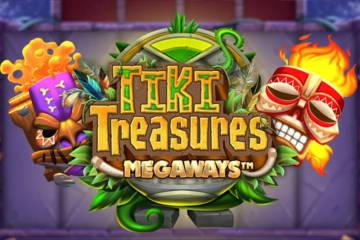 Tiki Treasures Megaways slot Blueprint