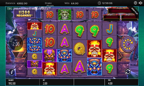 Tiki Treasures Megaways free slot