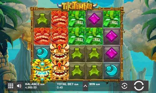 Tiki Tumble free slot