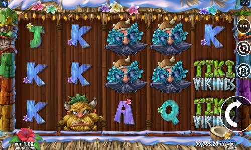 Tiki Vikings free slot