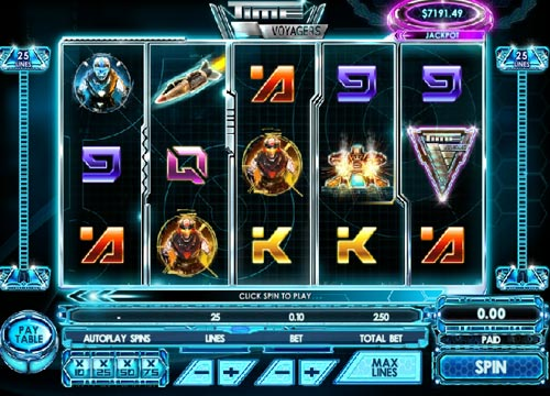 Time Voyagers free slot