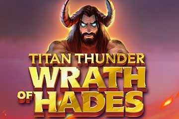 Titan Thunder Wrath of Hades free slot
