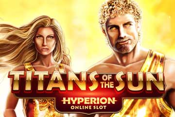 Titans of the Sun Hyperion casino slot