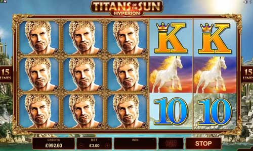 Titans of the Sun Hyperion free slot