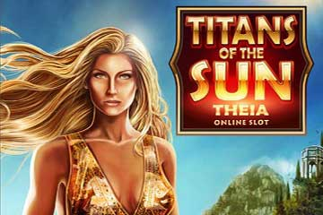 Titans of the Sun Theia casino slot
