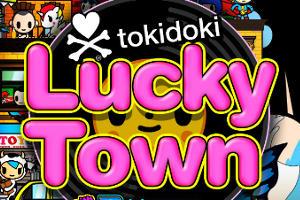 Tokidoki Lucky Town free slot