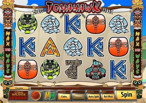 Tomahawk free slot