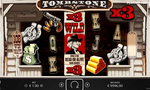 Tombstone casino slot