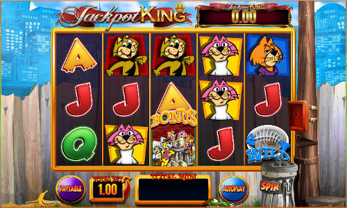 Top Cat free slot
